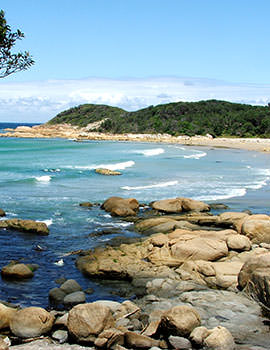 Honeymoon Bay, South Coast, NSW