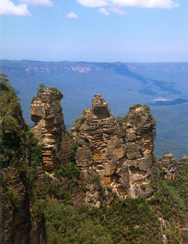 3 Sisters, Blue Mountains, NSW