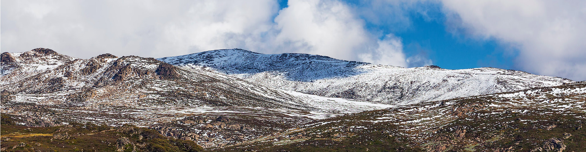 Snowy Mountains - New South Wales